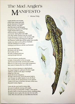 Mad Angler's Manifesto