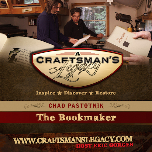 A Craftsman's Legacy weblink