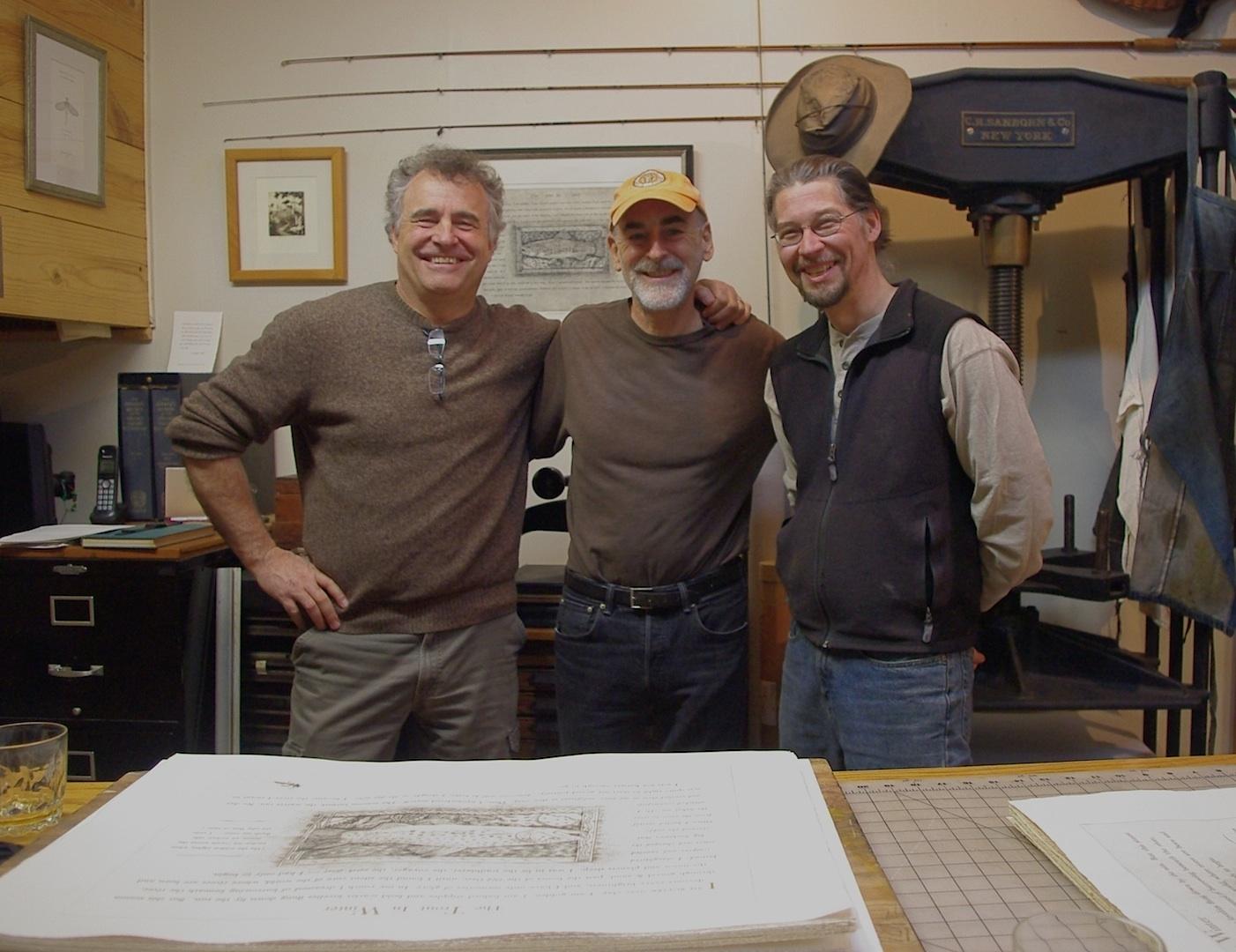 Jerry, Glenn & Chad